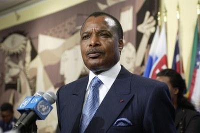 Président du Congo, Denis Sassou Nguesso