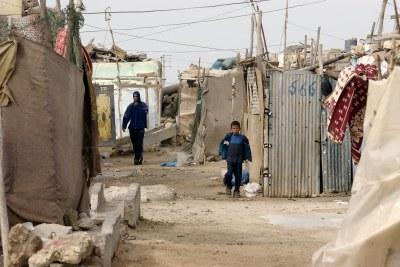 Refugees Western Sahara Algeria.