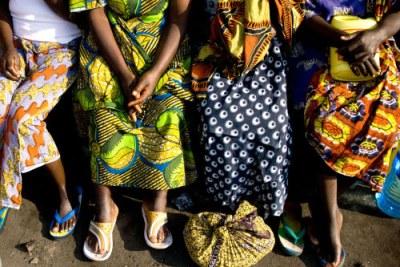 Plus de 7.000 femmes sont victimes de viols en RDC.