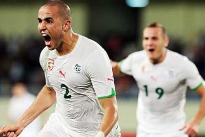 Madjid Bougherra de l'Algérie