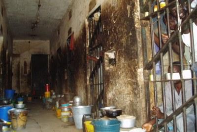 Prison centrale de Kaduna, décembre 2005.