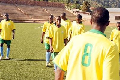 les cadets du burkina Burkina Faso