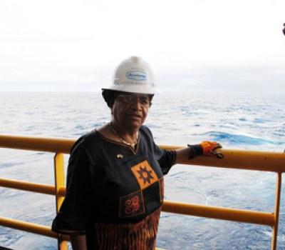 Oil Exploration Commences off Liberia's Coast