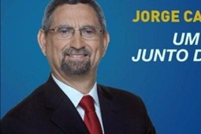 L'opposant libéral Jorge Carlos Fonseca était en tête avec plus de 54% des voix au second tour de la présidentielle, dimanche 21 août 2011