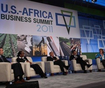 2011 US-Africa Business Summit (October 2011)