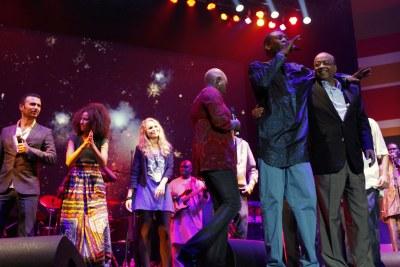 Des spectacles en son et lumière sur toutes les scènes africaines pour célébrer la fête de la musique