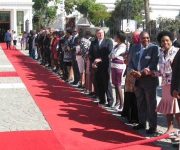 State Visit of Benin President, Dr. Thomas Yayi Boni, to South Africa
