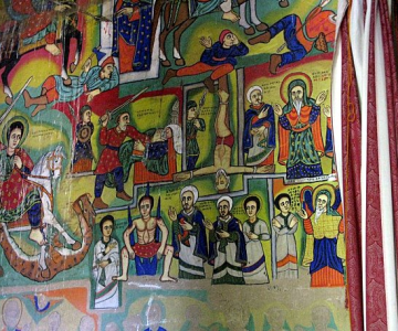 Ethiopian Churches