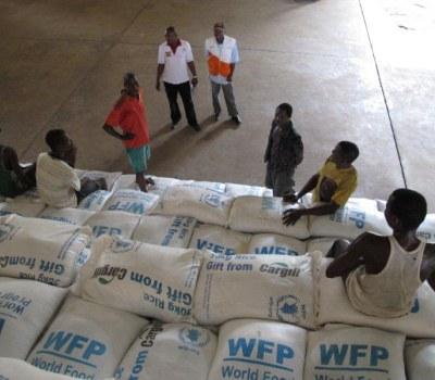 Food Distribution in Kenya