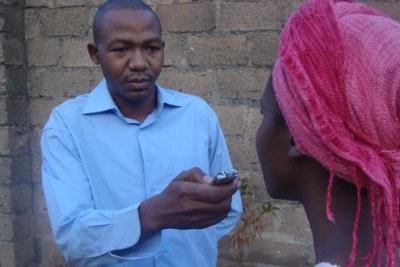 Femmes victimes de viols en Afrique