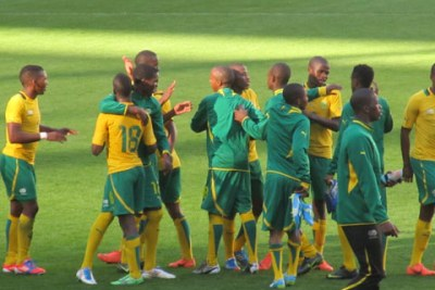 South Africa's Amajita in a superb in Ghana victory