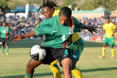 Banyana Banyana qualify for African Women's Championship.