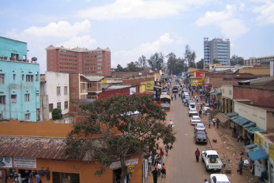 Kigali, Rwanda. Rwanda is considered as one of the fastest growing economies in Central Africa with urban population growth last reported at 4.48 percent in 2010.