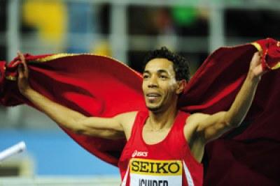Du bronze olympique pour Abdelâati Iguider à Londres