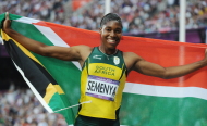 'Herculean Task' Lies Before South Africa's Caster Semenya