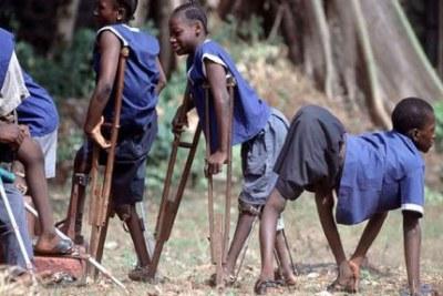 archive - La polio continue de prospérer au Nigeria