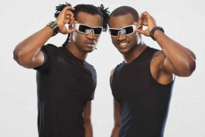 Nigerian duo P-Square