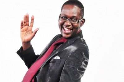 Comedian Daniel Ndambuki