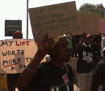 South African Activists Make Concerns Heard At African IP Forum