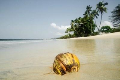 Des plages à la quête de touristes au Sierra Leone - archive