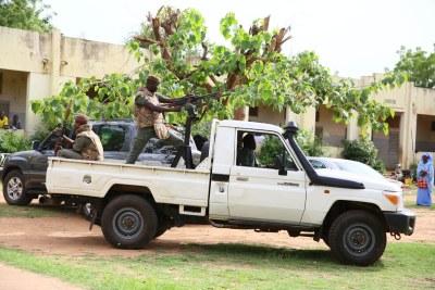 L'armée malienne a tout fait pour sécuriser ces élections.