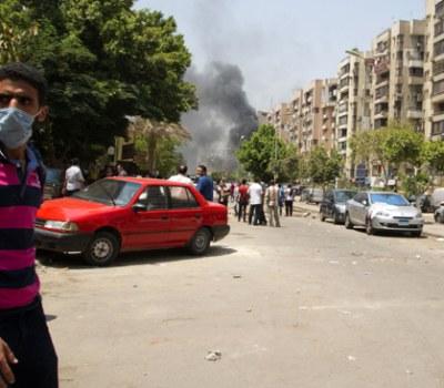 Clearing Cairo: Scenes from the Rabaa al-Adawiya Camp