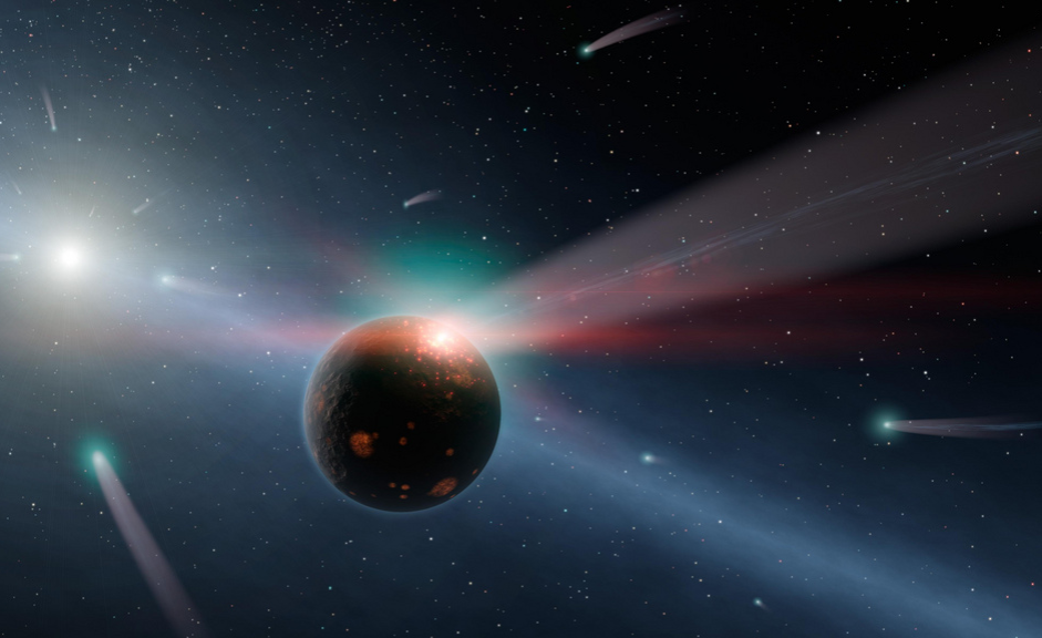 South Africa: Astronomers Confirm 'Exoplanet Hell' With Saao Telescope