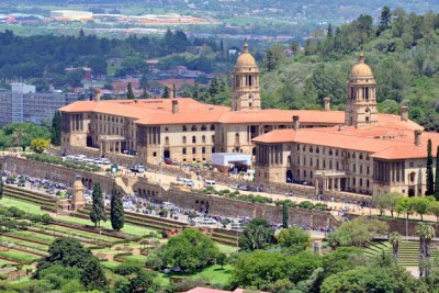 Union Buildings, Pretoria (file photo).