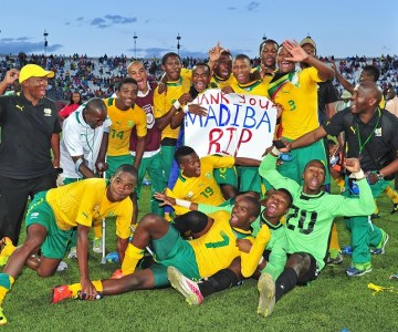 South African Under-20s Beat Kenya in Regional Champs