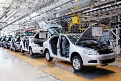 Made in Nigeria Hyundai car.