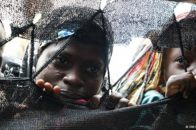 Child Slaves Rescued from West African Trafficking Syndicate