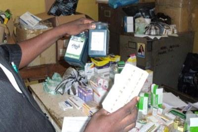 Matadi : de faux médicaments circulent sur le marché