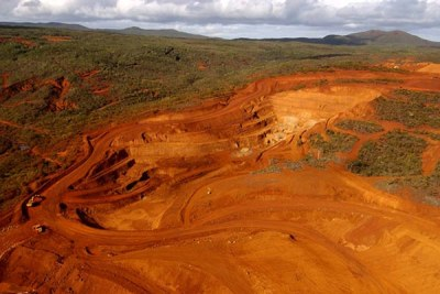 Nickel mine (file photo).