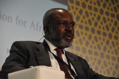 Nkosana Moyo (file photo).