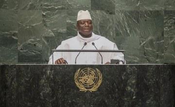 Gambia's Jammeh Ordered Journalist Hydara's Murder - Report