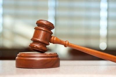 Tribunal - Maillet de justice