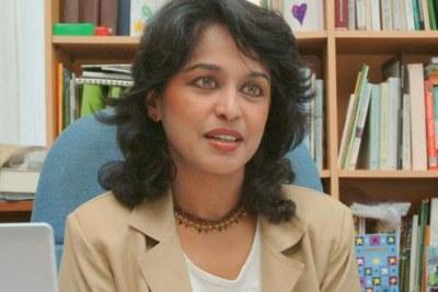 Le Pr Ameenah Gurib-Fakim