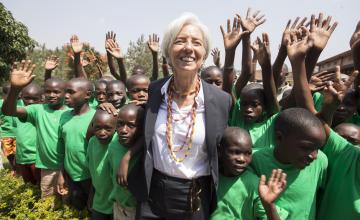 Un partenariat multiforme pour financer le développement inclusif - Lagarde