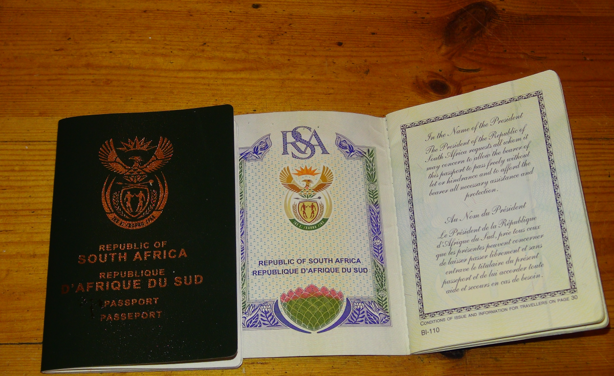 South Africa Unabridged Birth Certificate Travel Rule Scrapped