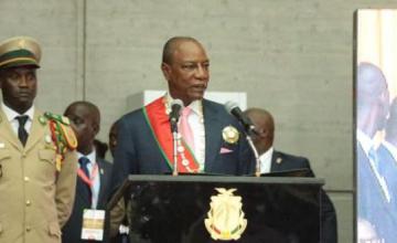Le projet d'une nouvelle constitution en Guinée suscite l'inquiètude