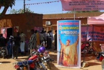 Siège du Pnds à Niamey