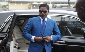 Equatorial Guinea Leader's Son Found Guilty of Embezzlement