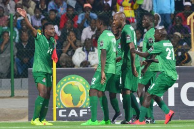 Zambia's Chipolopolo have ruled the roost in Group D at 2016 CHAN in Rwanda.