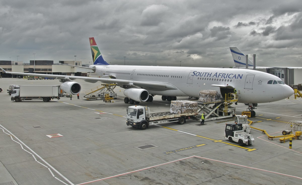 Strike Looms for 'Technically Insolvent' South African Airline