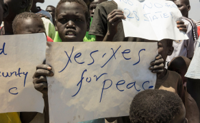 South Sudan Troops Accused of Child Killings, Rapes