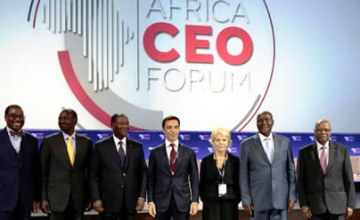Africa CEO Forum - Africa is Open for Business