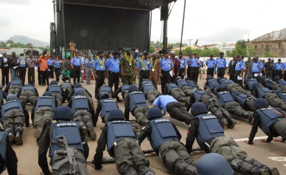 Nigerian Police Begins Recruitment of 10,000 Officers - allAfrica.com