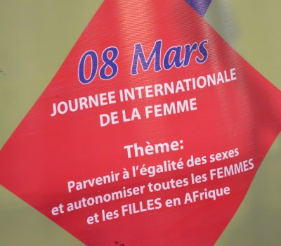 Haut Panel de AllAfrica à l'occasion de la journée internationale de la femme