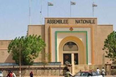 Assemblée nationale au Niger