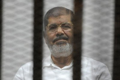 L'ex-président égyptien Mohamed Morsi